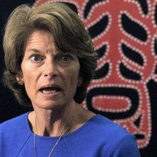 Tracking Murkowski's stands is a ticket to whiplash