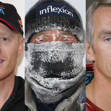 HUBLOT: These men can handle extremes (and so can their watches)