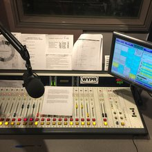 WYPR Hosting/Anchoring