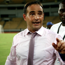 Interview - Angolan national team manager Beto Bianchi