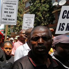 Tanzania's President focus on Acacia Mining's tax evasion