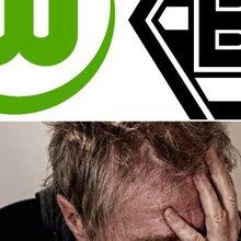 Falling behind at Gladbach\Wolfsburg