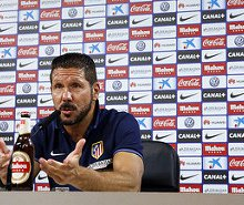 How have Atlético Madrid evolved under Diego Simeone?