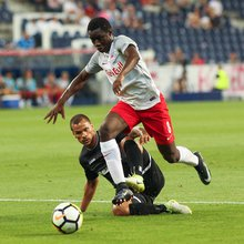Samassékou: Salzburg midfielder is more Kanté than Keïta | Football Whispers