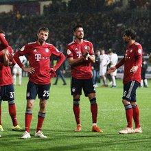 Edzőmeccsből kínszenvedés, elemzés a Rödinghausen - Bayern kupameccsről