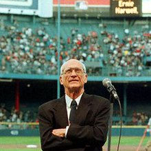 Baseball greetings, Ernie Harwell