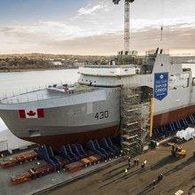 Canada boosts maritime fleet - IMPS - Maritime Security - Shephard Media