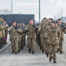 UK Defence: Time for a Rethink - Cable Magazine