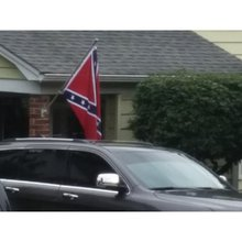 Confederate Flag Flies Outside Home of Port Washington Cop on Fourth of July