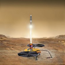 NASA Is Still Dreaming About Tomorrow: The Fantastic Mars Ascent Vehicle
