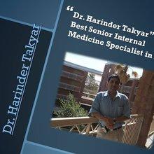 Dr. Harinder Takyar - An Internal Medicine Specialist