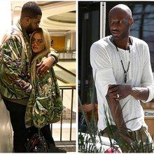 Khloé Kardashian's Boyfriend Tristan Thompson Tells Lamar Odom to Back Off! (EXCLUSIVE)