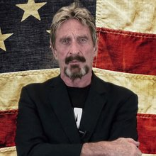 John McAfee Interview: Fear and loathing of Donald Trump's Phone