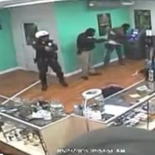 Video: Santa Ana Police Department investigate officers' actions in pot shop raid