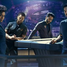 The Expanse is the most politically relevant sci-fi show on TV