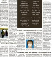 After Newtown, the Comfort of a Broadsheet and Turner Classic Movies | Observer