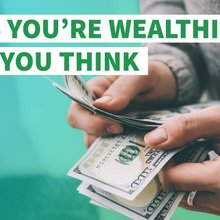 Signs You're Wealthier Than You Think | GOBankingRates