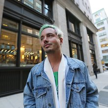 Reggaetón Meets Dior: New York Fashion Week With J Balvin