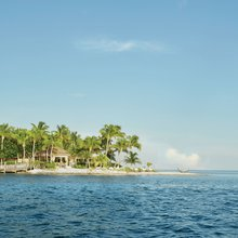 South for Winter: Little Palm Island