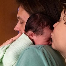 What It Was Like To Give Birth To A Baby Girl On Election Night