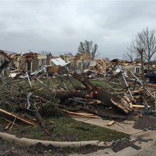 Deadly Tornado Initially Overwhelmed Texas Firefighters