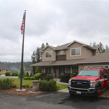 Spokane, WA, Uses House as Firehouse