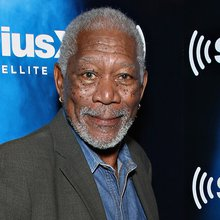 Morgan Freeman Respects His Producing Partner - And Likes Her in a Short Dress