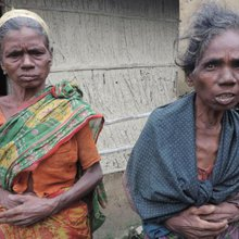 India's starving tea-garden workers