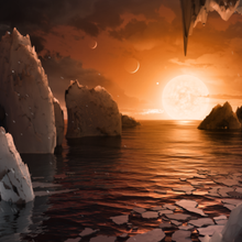 'Ultracool' star orbited by 7 Earth-sized planets offers hope for alien life