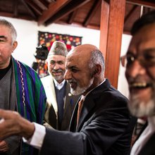 Afghan Vice President Raises Concerns by Turning to Militias in Taliban Fight