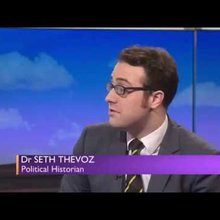 Dr Seth Thevoz, BBC Daily Politics - country houses