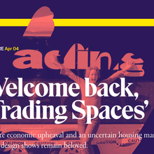 Welcome Back, 'Trading Spaces'