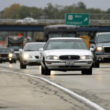 Proposed law would require headlights on while driving