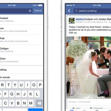 Facebook Search Can Now Find Specific Posts