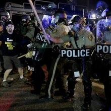 How #Ferguson Has Unfolded on Twitter