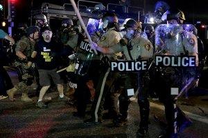 How #Ferguson Has Unfolded on Twitter