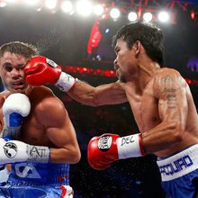 Pacquiao Takes Out Algieri, Looks to Take on Mayweather | Maxim