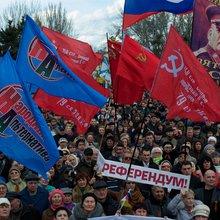 Odessa expectante em dia de votos na Crimeia