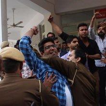 Ramjas College Drops Umar Khalid's Talk After Violent ABVP Protest