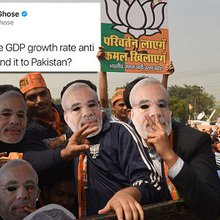 'Dubious GDP figures' and a lack of reform surface in Modi's India