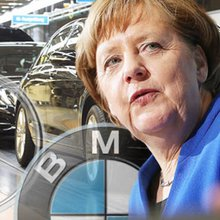 Merkel's Brexit NIGHTMARE: 18,000 German car firm jobs at risk as prices set to HIKE