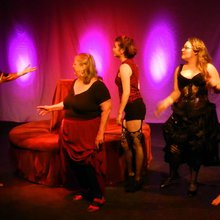 Va-Va-Voom! Foothills Community Theatre presents 'Naughty 2 Cabaret Revue'