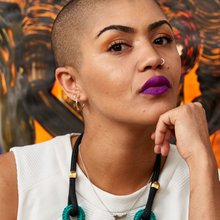Lady Skollie's Bold Solo Exhibition, 'Lust Politics,' Critiques Your Assumptions On Sex and Conse...