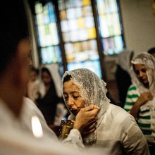 After Egyptian Revolution, an Influx of Copts at a Queens Church
