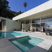 A glamorous Hollywood Hills setting for L.A.'s newest design destination