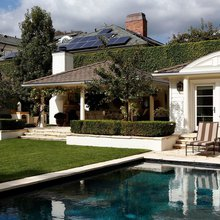 An air of Gratitude runs throughout this Beverly Hills home
