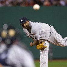 CC Sabathia says Fenway Park only place he's been called N-word