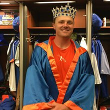 Mets treat Jay Bruce like king on his two-home run night