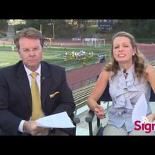 Haley Sawyer Sports Reporter Reel