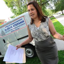 Mobile democracy: Constituents yearn to speak to, hear from Rep. Stefanik